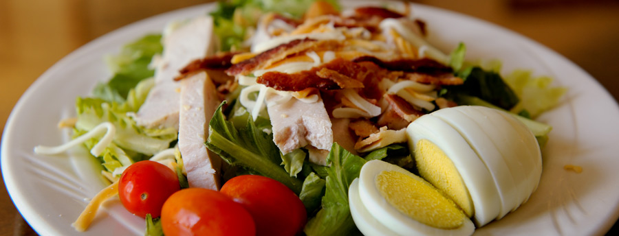 Acacia Village chef-prepared salad