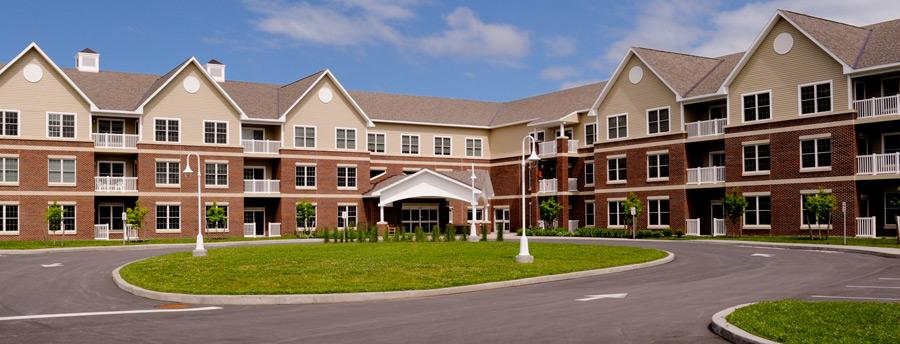 acacia village living facility in Utica ny